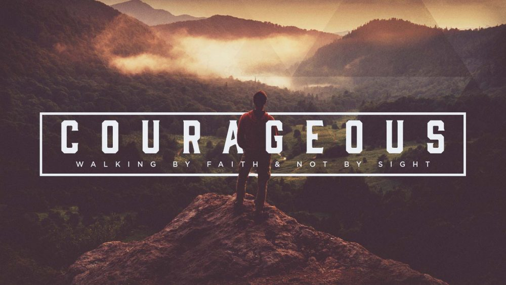 Courageous #8 Image