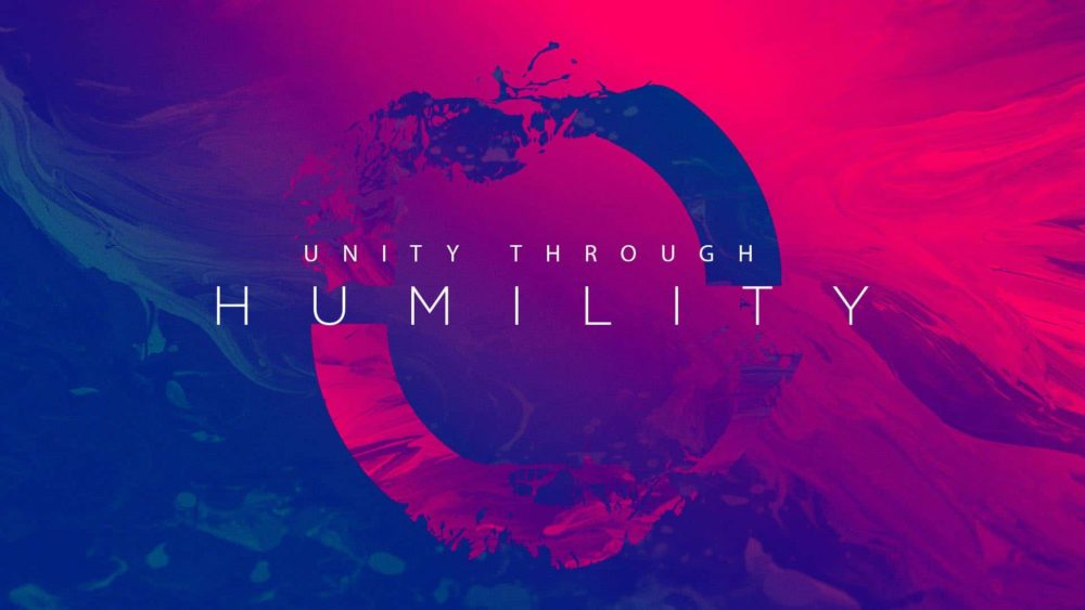 Unity Through Humility Image
