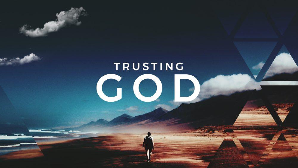 Trusting God Image